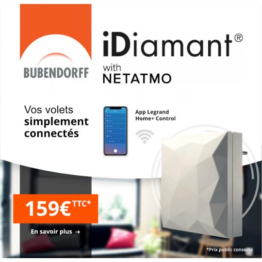 iDiamant with Netatmo - Box Domotique iDiamant Bubendorff