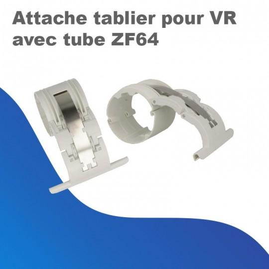 Attache tablier pour VR avec tube ZF64