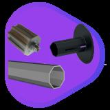 Accessoires Tubes